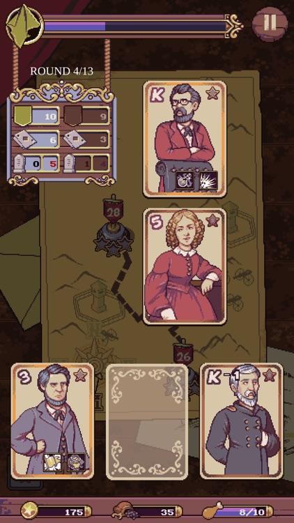 Uncivil War TCG screenshot-5