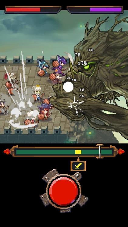 Warriors' Market Mayhem screenshot-4