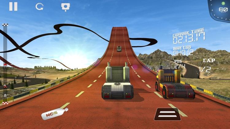 Heavy Truck Racing Challenge