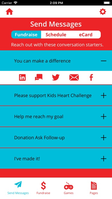 Kids Heart Challenge review screenshots