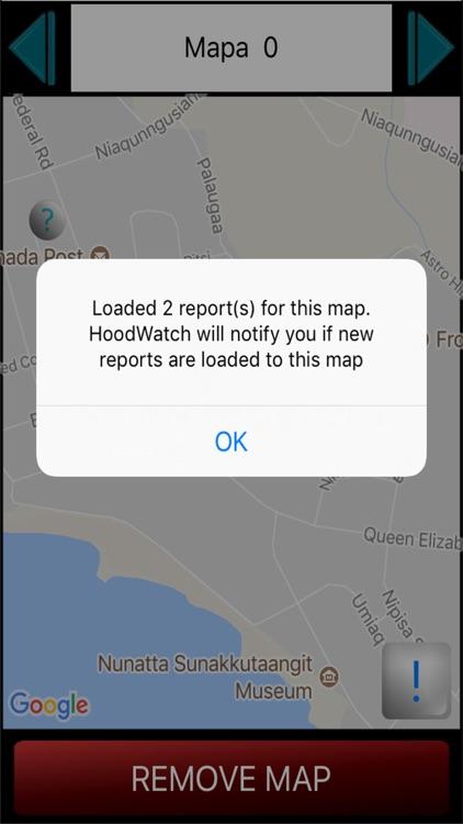Hoodwatch