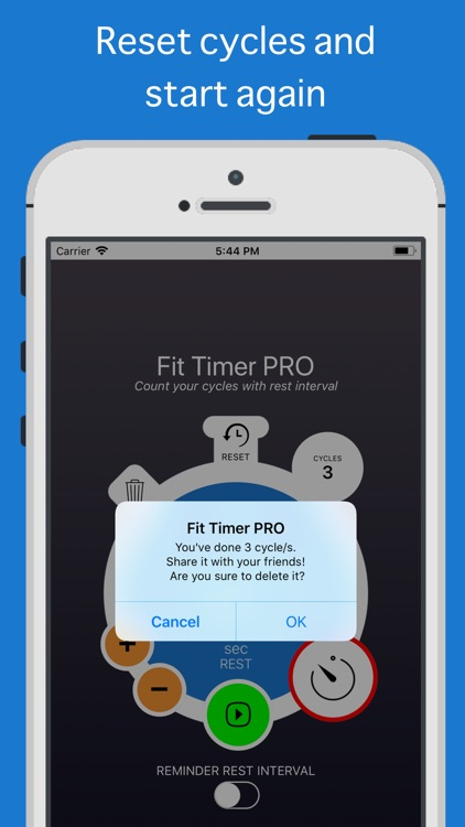 Fit Timer PRO screenshot-4