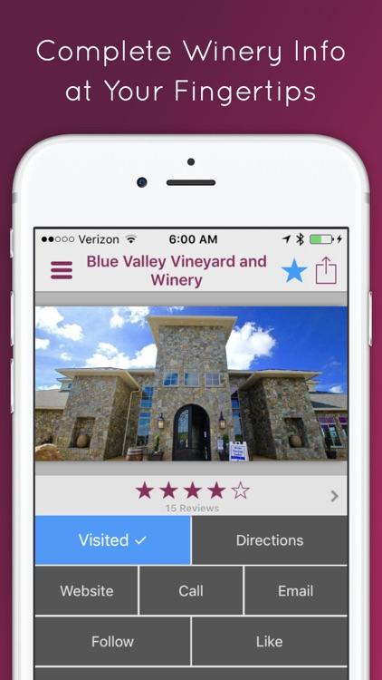 VinoWine - Winery Finder & Wine Marketplace screenshot-3