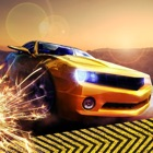 Mega Ramp Stunt Car Racing 18 icon