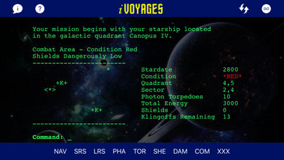 iVoyages screenshot two