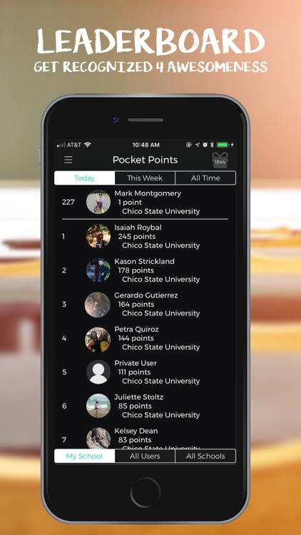 Pocket Points™ screenshot-6