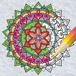 Mandala Coloring Book 2018