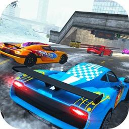MaxSpeed Car City 3D