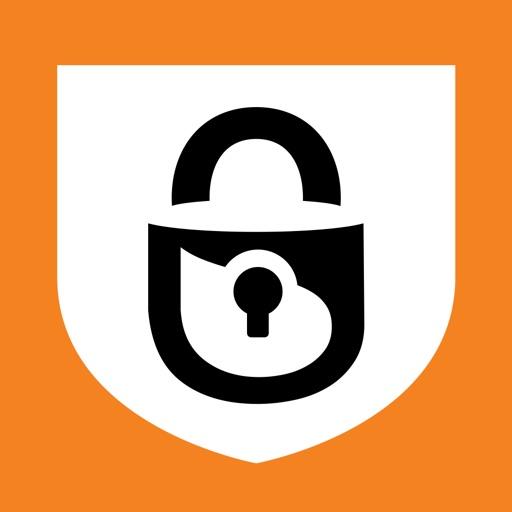 Orange Privacy Box