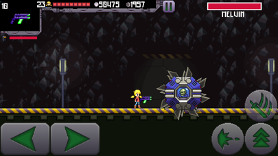 Screenshot from Cally's Caves 4