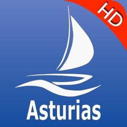Asturias GPS Nautical Pro