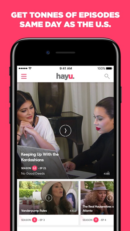 hayu screenshot-0