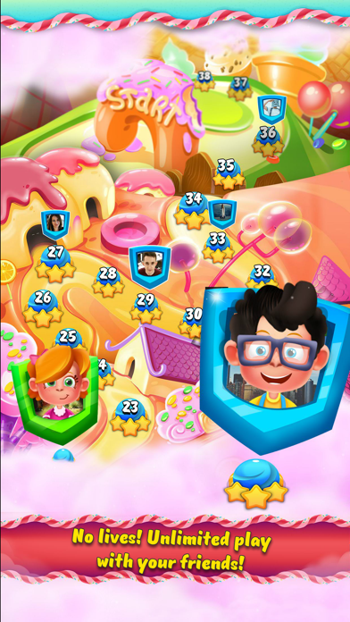 Sweet Candies 3 screenshot 5