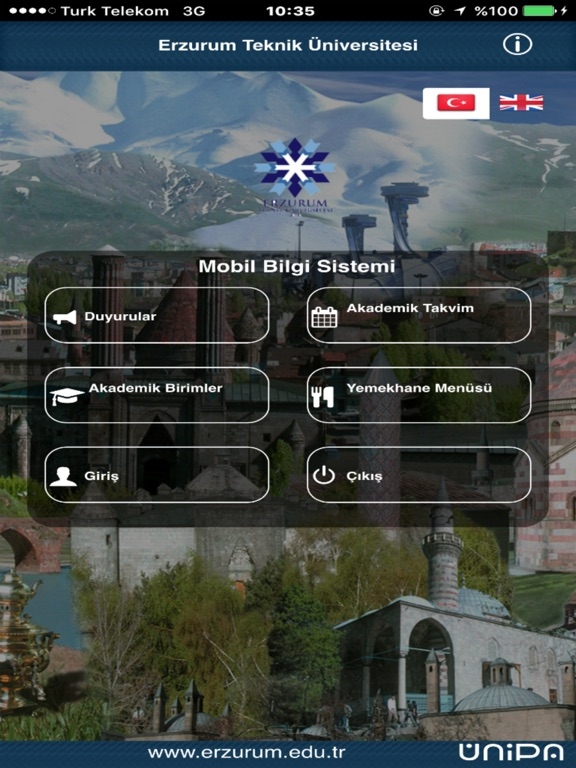 Erzurum Teknik Mobilのおすすめ画像1