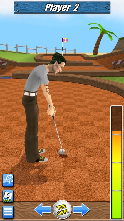 My Golf 3D screenshot-1