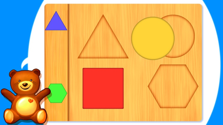 My First Shapes Puzzle