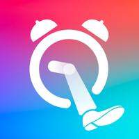 App Icon Heraustreten! Kluger Wecker
