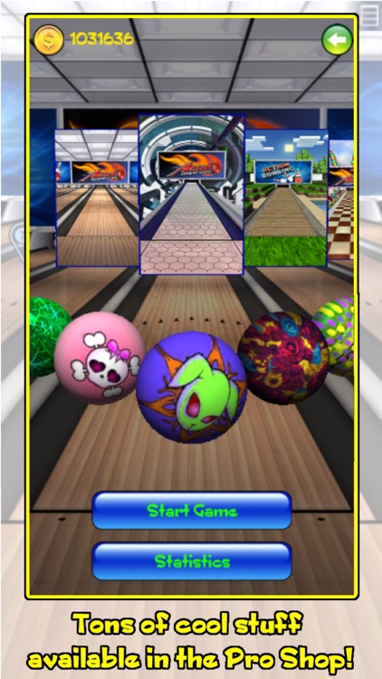 Action Bowling Classic screenshot-3