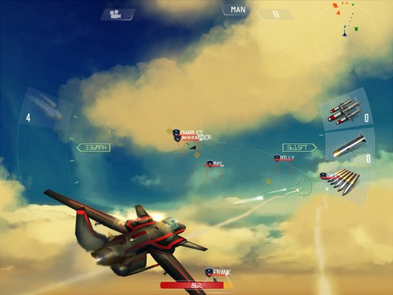 Sky Gamblers Air Supremacy Screenshot