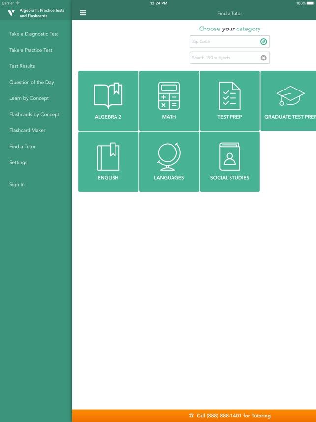 Algebra 2 Practice & Prep on the App Store