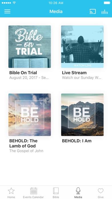 Laurelglen Bible Church screenshot 3