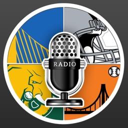 Oakland GameDay Radio - Raiders Warriors A's