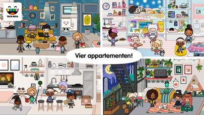 Screenshot for Toca Life: Neighborhood in Netherlands App Store