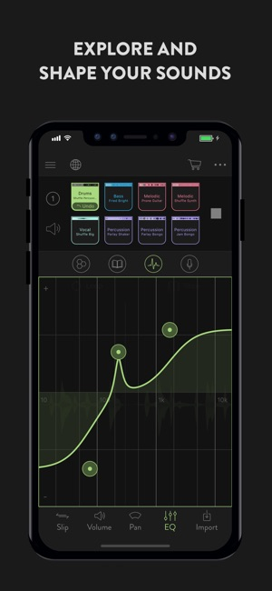 Blocs Wave Screenshot