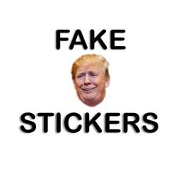 Fake Stickers