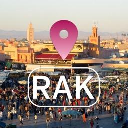 Marrakesh Offline Map & Guide