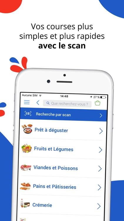 Carrefour Drive, achat courses screenshot-4