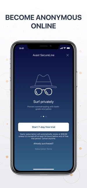 Vpn Secureline Proxy By Avast 4