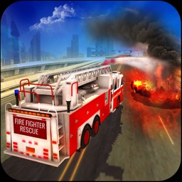 American Firefighter Rescue 2