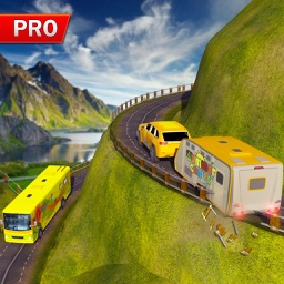 Camper Van Truck Simulator PRO