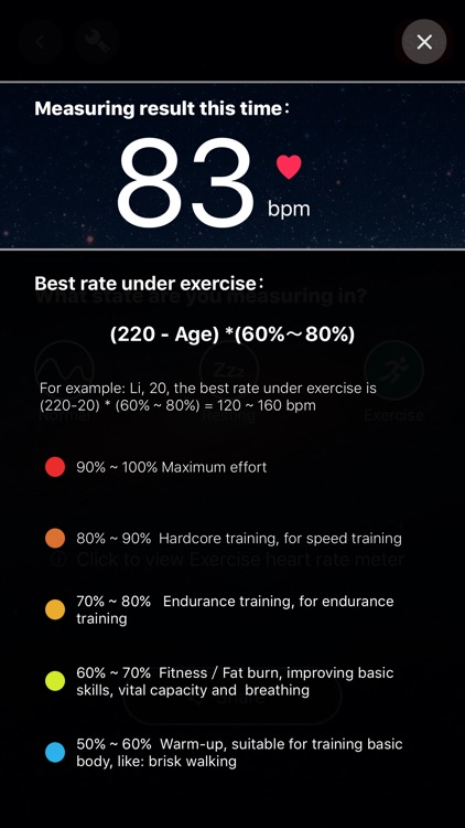 Heart Rate Pro-Health  Monitor screenshot-3