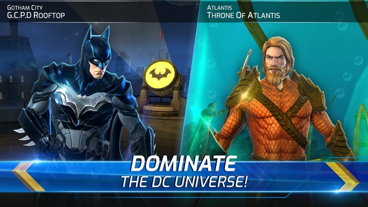 DC Legends: Battle for Justice screenshot-4