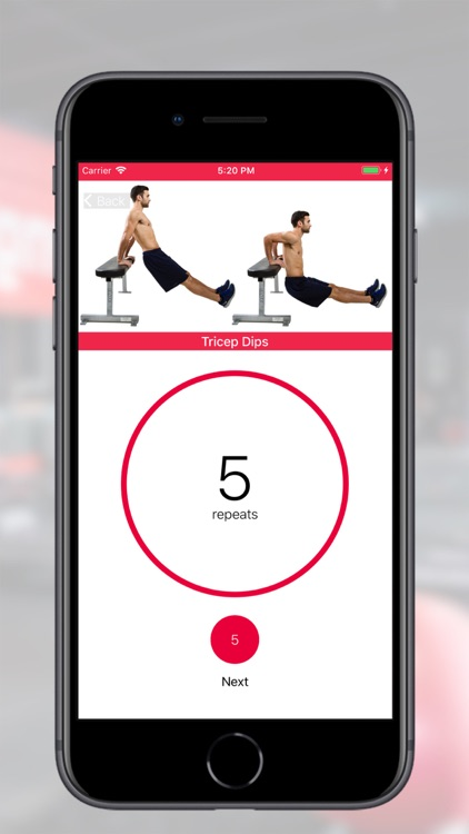 30 Days Fitness Challenges screenshot-4