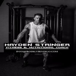 HAYDEN STRINGER COACHING APP