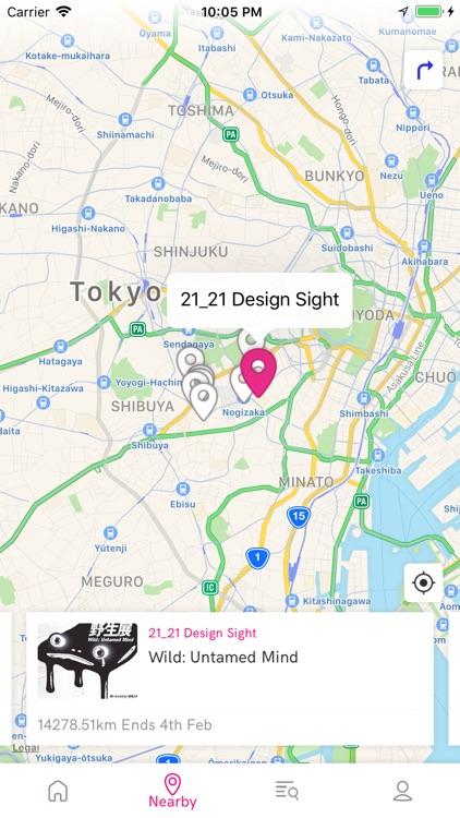 TokyoArtBeat screenshot-3