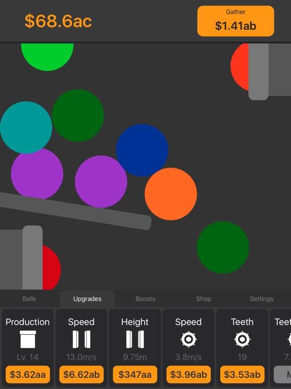 Screenshot #2 for Ball Smasher ™