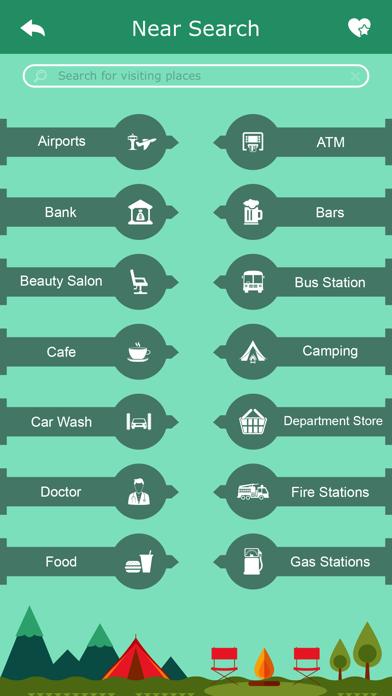 Colorado Campgrounds Guide screenshot four