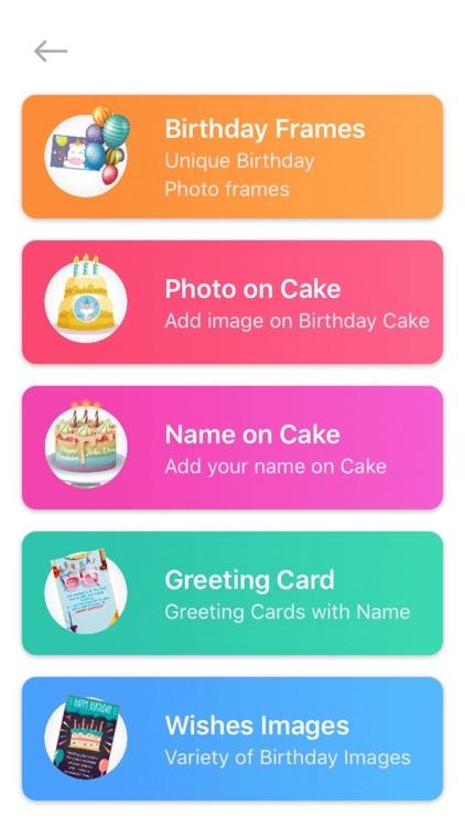Birthday Photo Frame Wishes By Patel Nishaben