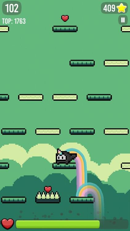 Happy Hop: Kawaii Jump screenshot-9