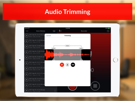 Voice Recorder & Audio Memos Preview 7
