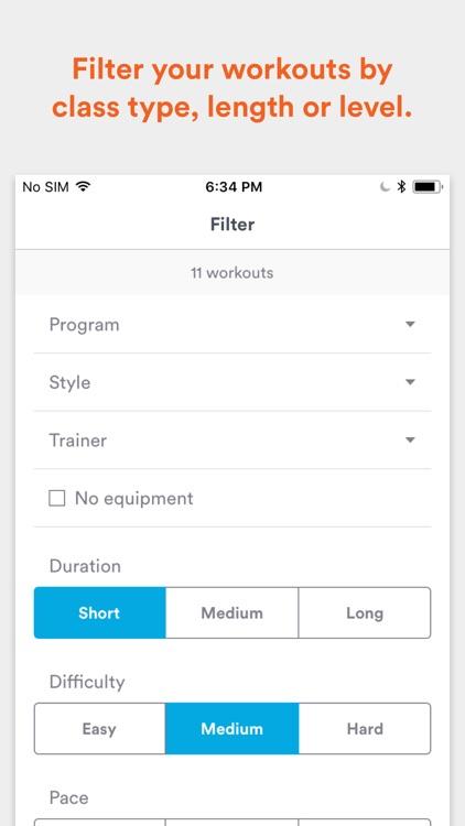 Daily Burn - Video Workouts screenshot-4