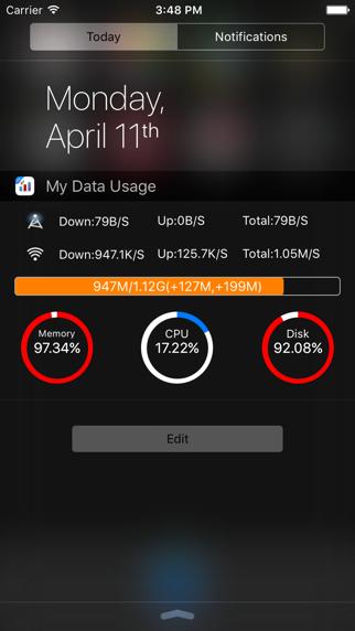 My Data Usage Widget Proのおすすめ画像2