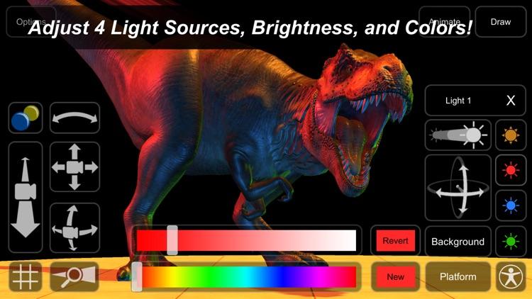 T-Rex Mannequin screenshot-8