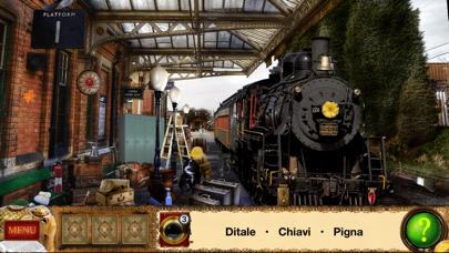 Screenshot of Oggetti nascosti poliziesco3