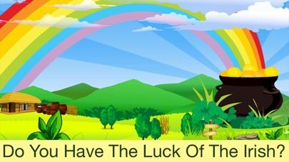 St Patrick's Lucky Pattys Run Screenshot on iOS