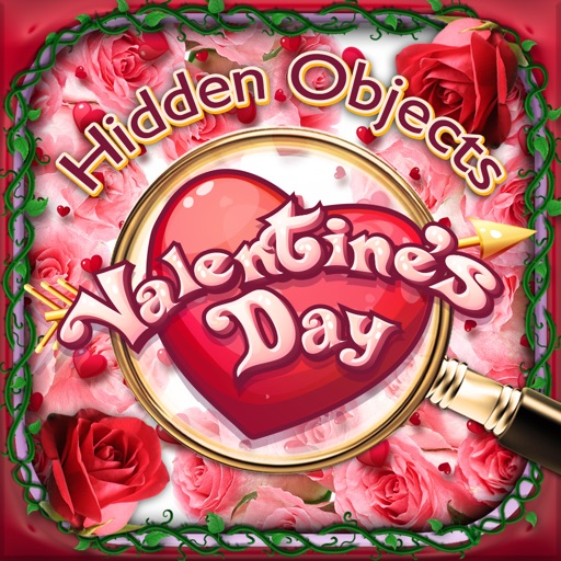 Hidden Object Valentines Day